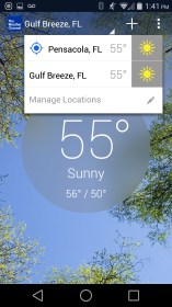 The Weather Channel for Amazon Kindle Fire