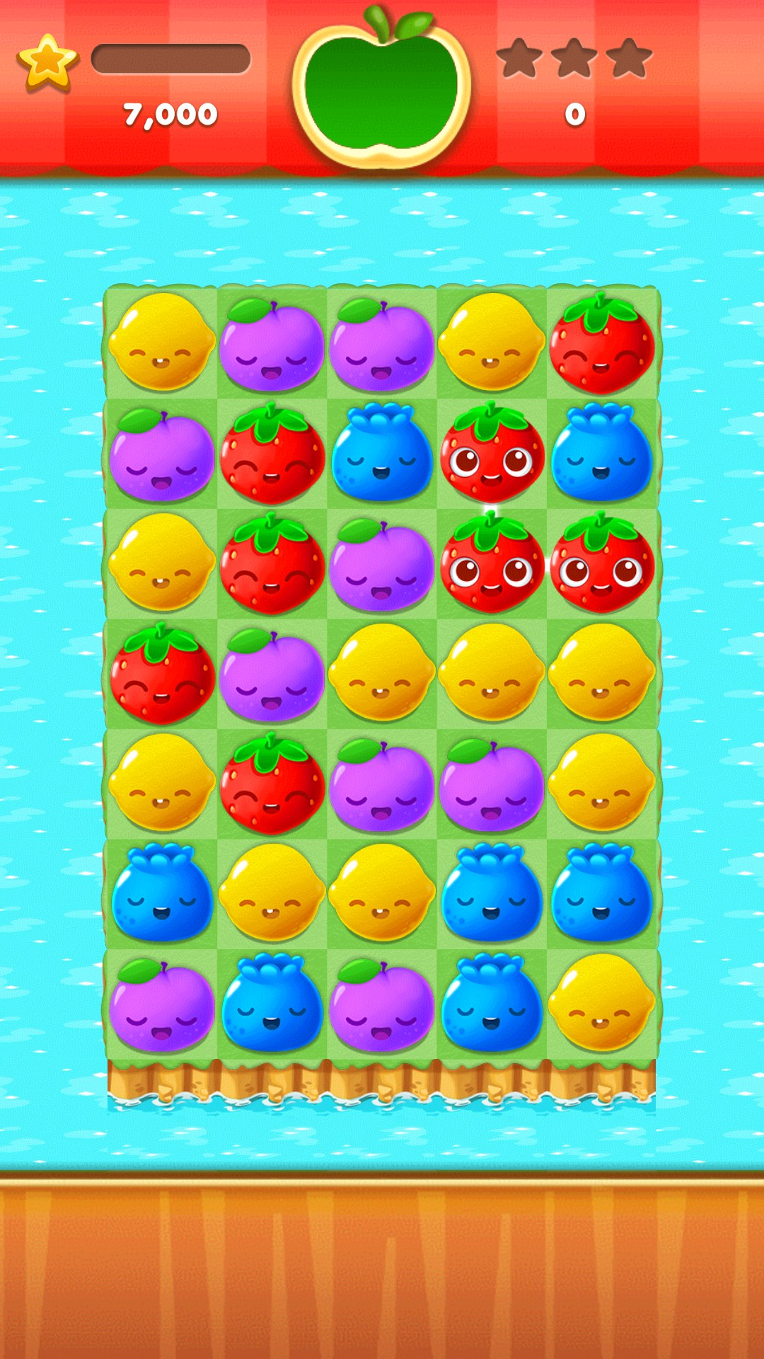 Fruit Splash Game