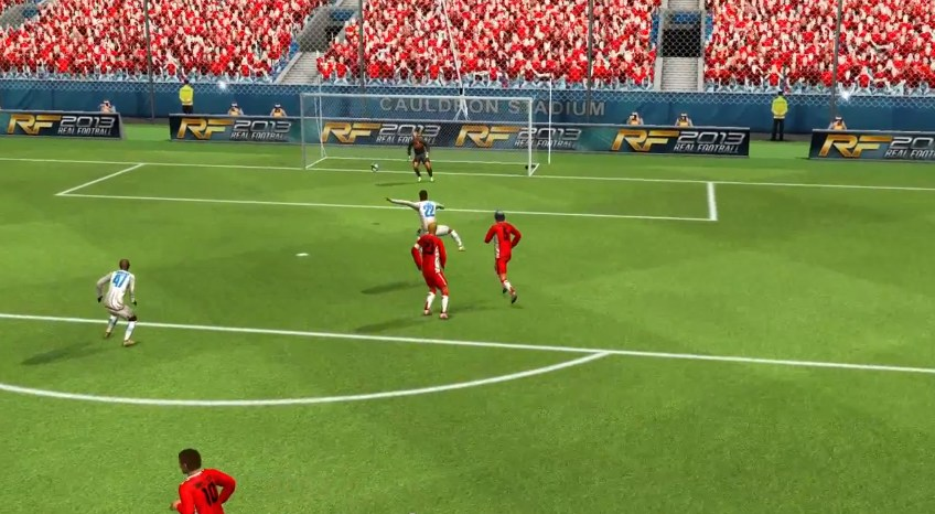 Download real football 2013 1. 6. 4 apk for android | softstribe.