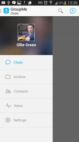 GroupMe for Huawei Hold X