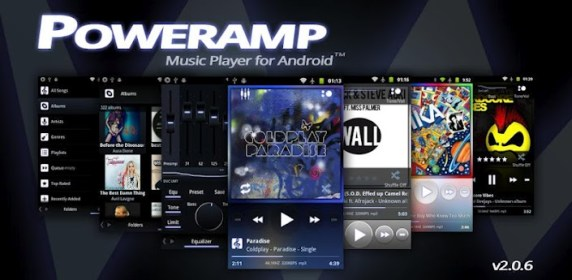 Poweramp for Archos 97 Neon