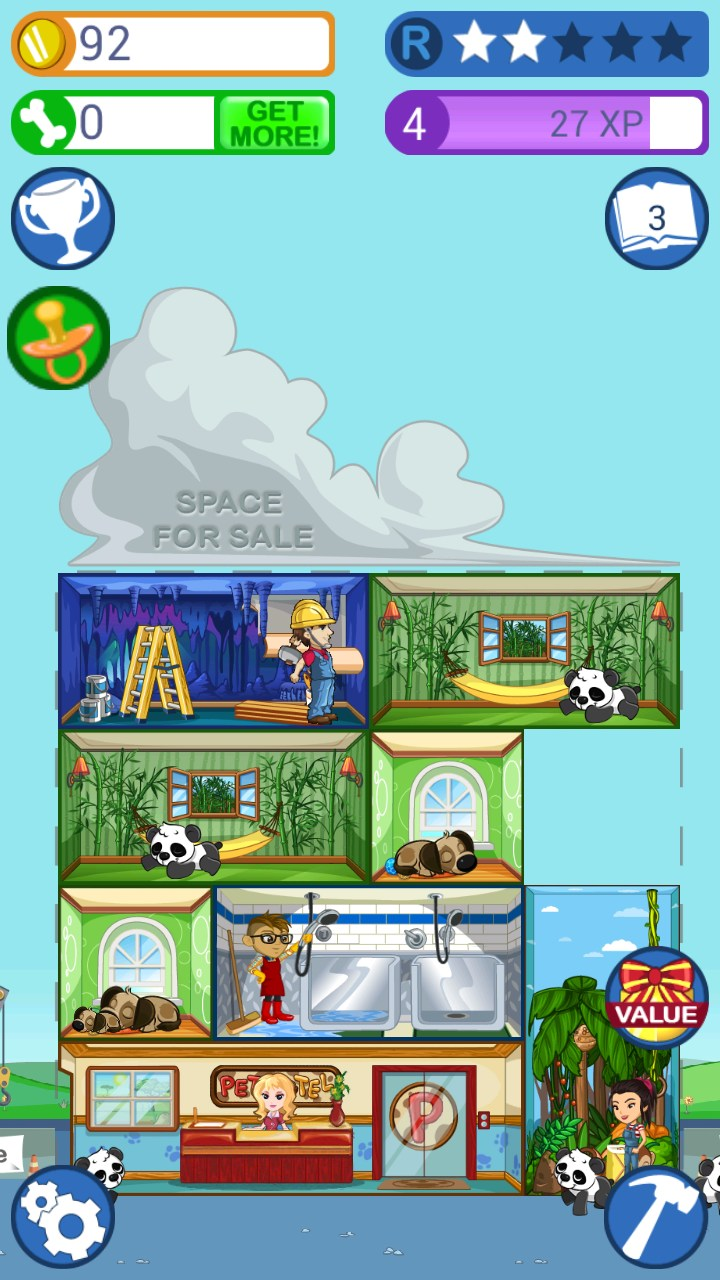 Tap Pet Hotel Game Tap Pet Hotel – Games For