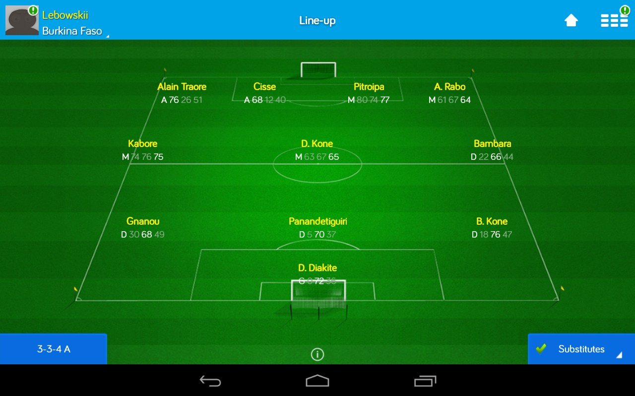 Online Soccer Manager Osm Games Android Free Download