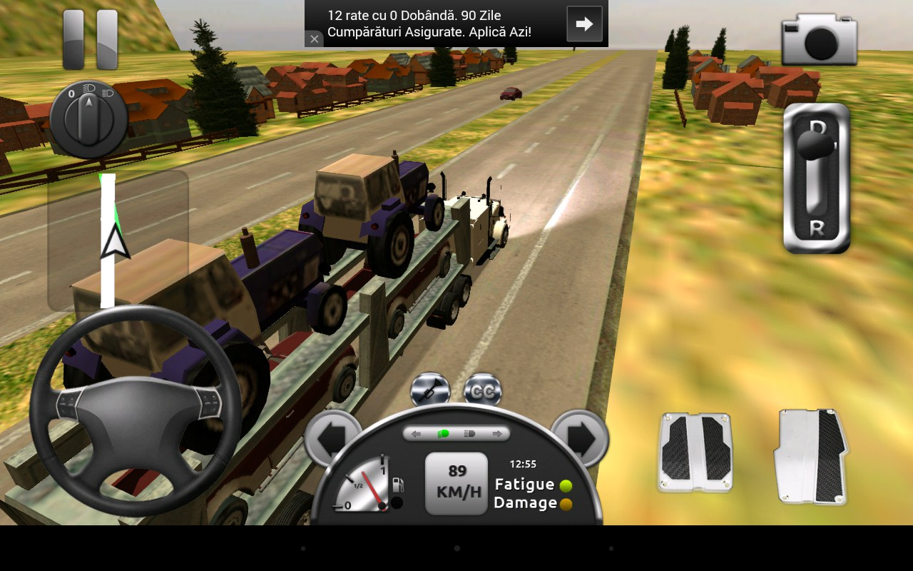 Truck simulator 3d games for android 2018 free for Simulatore 3d