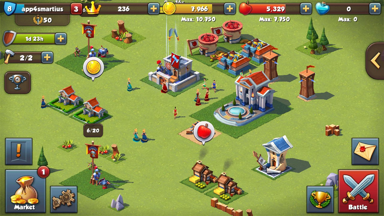Build Android Game App