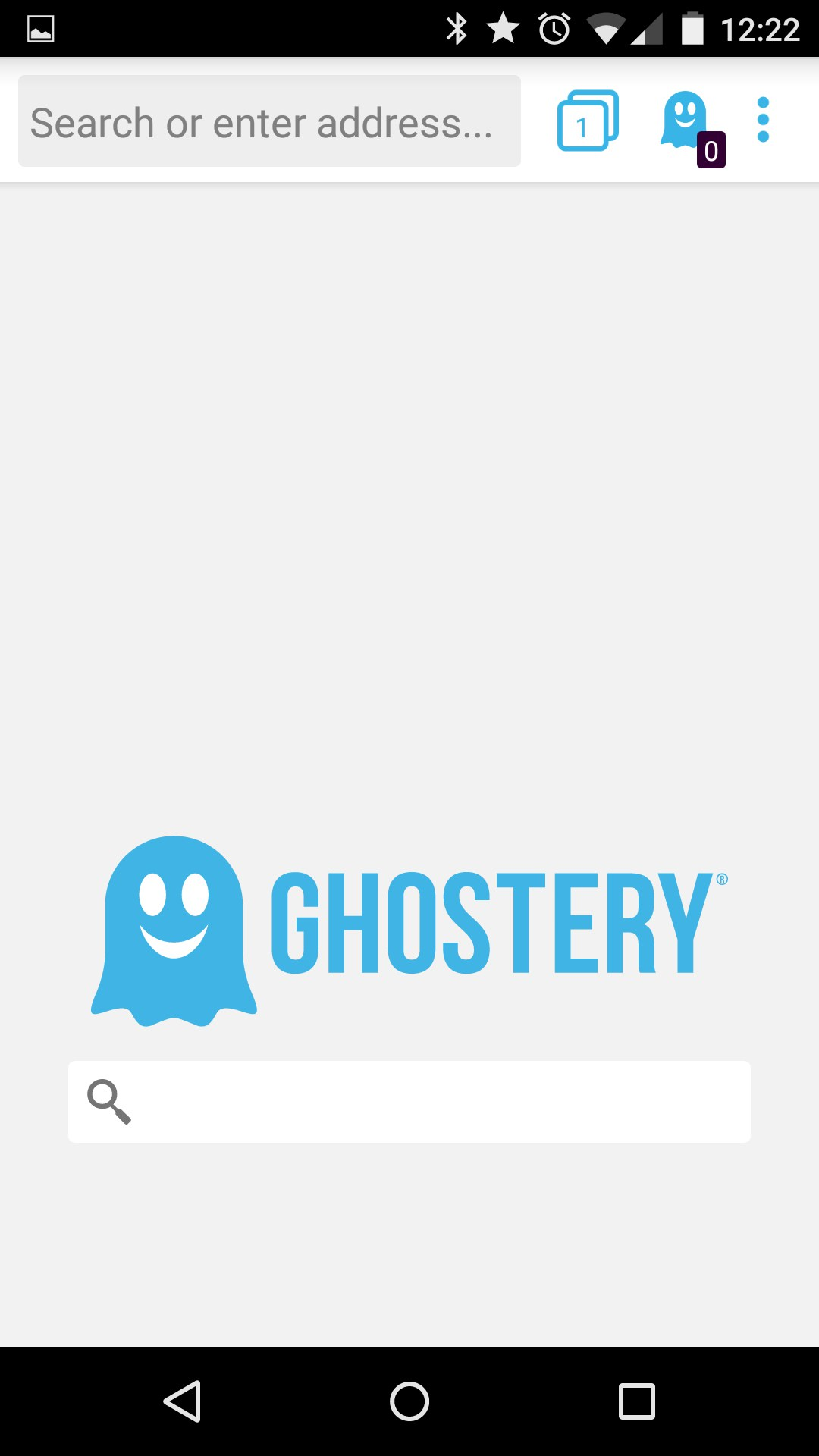 Ghostery Privacy Browser – Soft for Android 2018 – Free