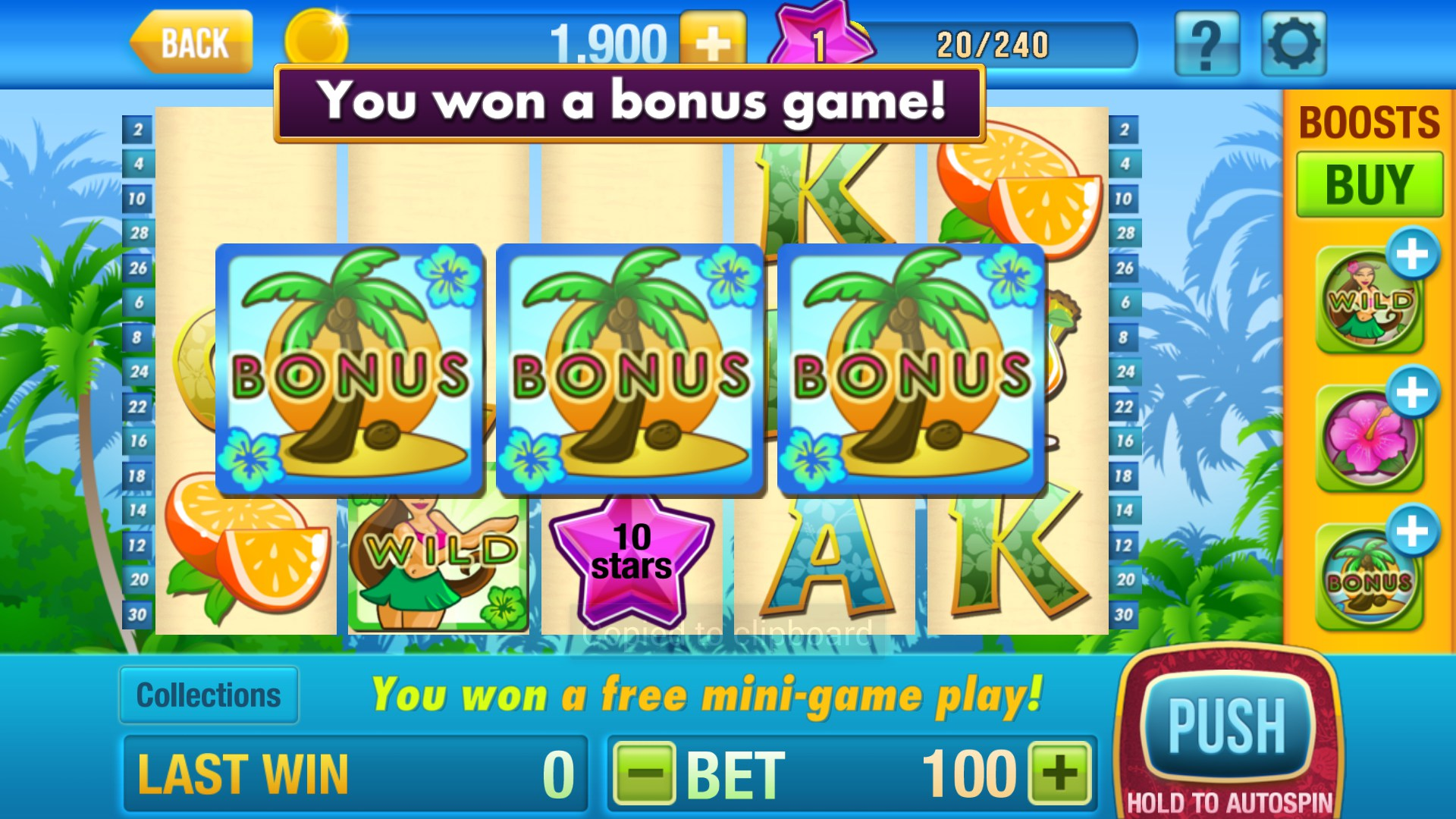 Slots Vacation Games