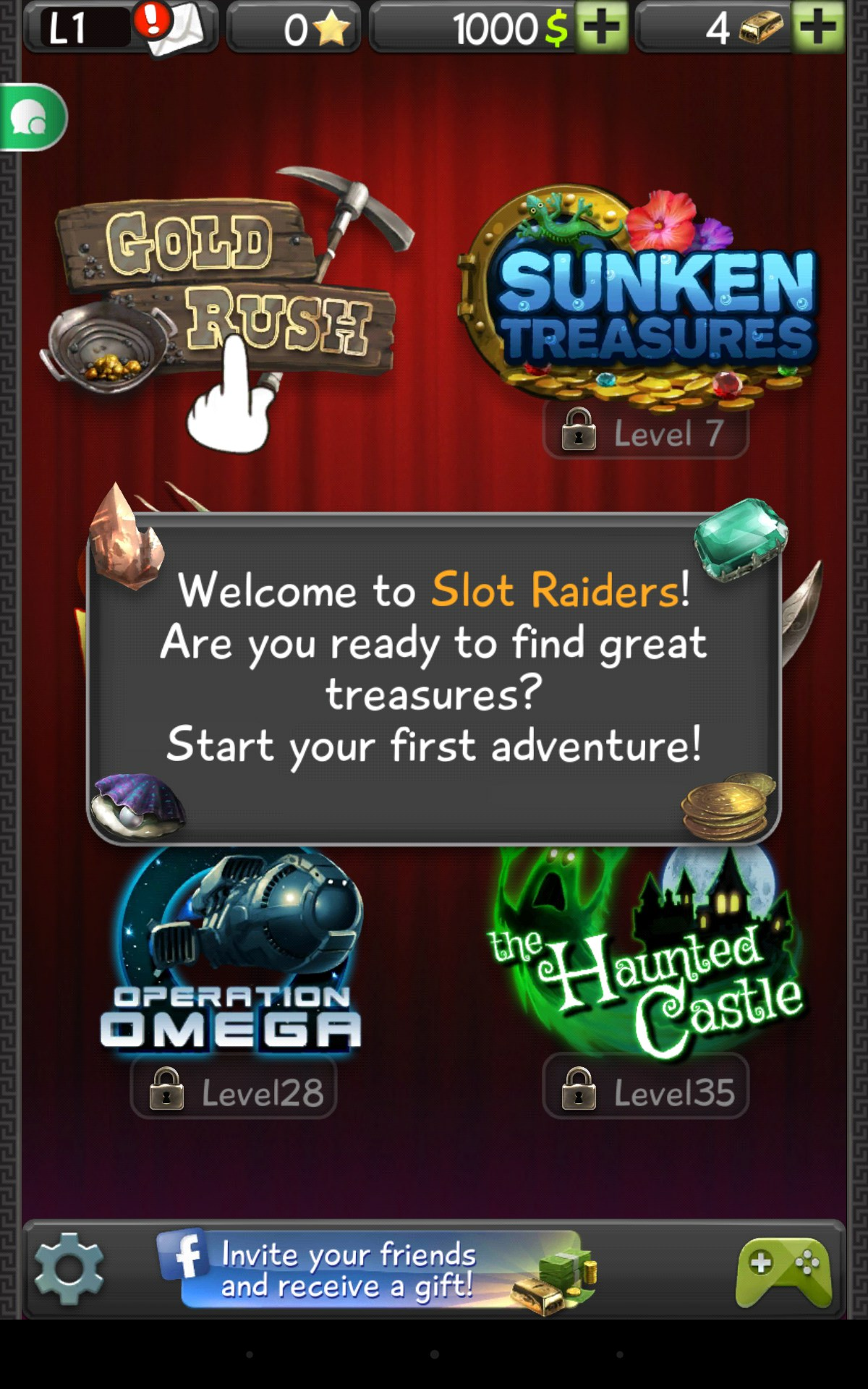 slot raiders