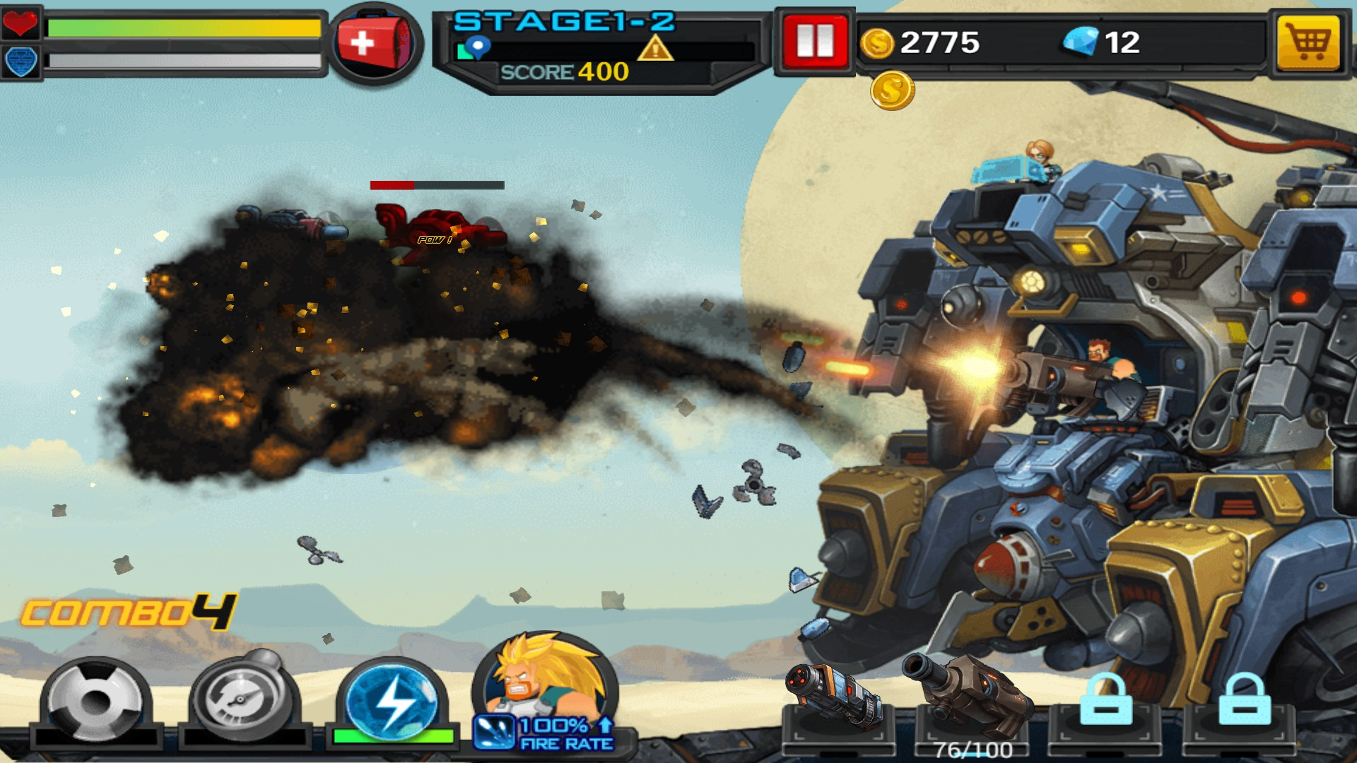 Space Brothers – Games for Android 2018 – Free download  Space