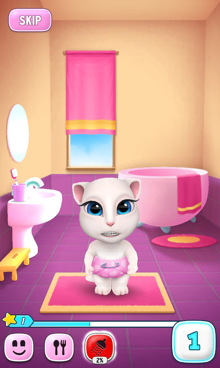 My Talking Angela – Games for Windows Phone 2018 – Free