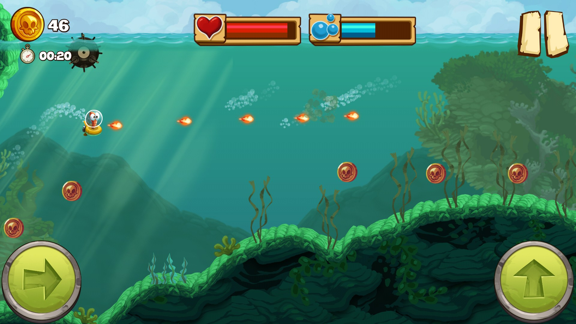 I Hate Fish – Games for Android 2018 – Free download. I ...