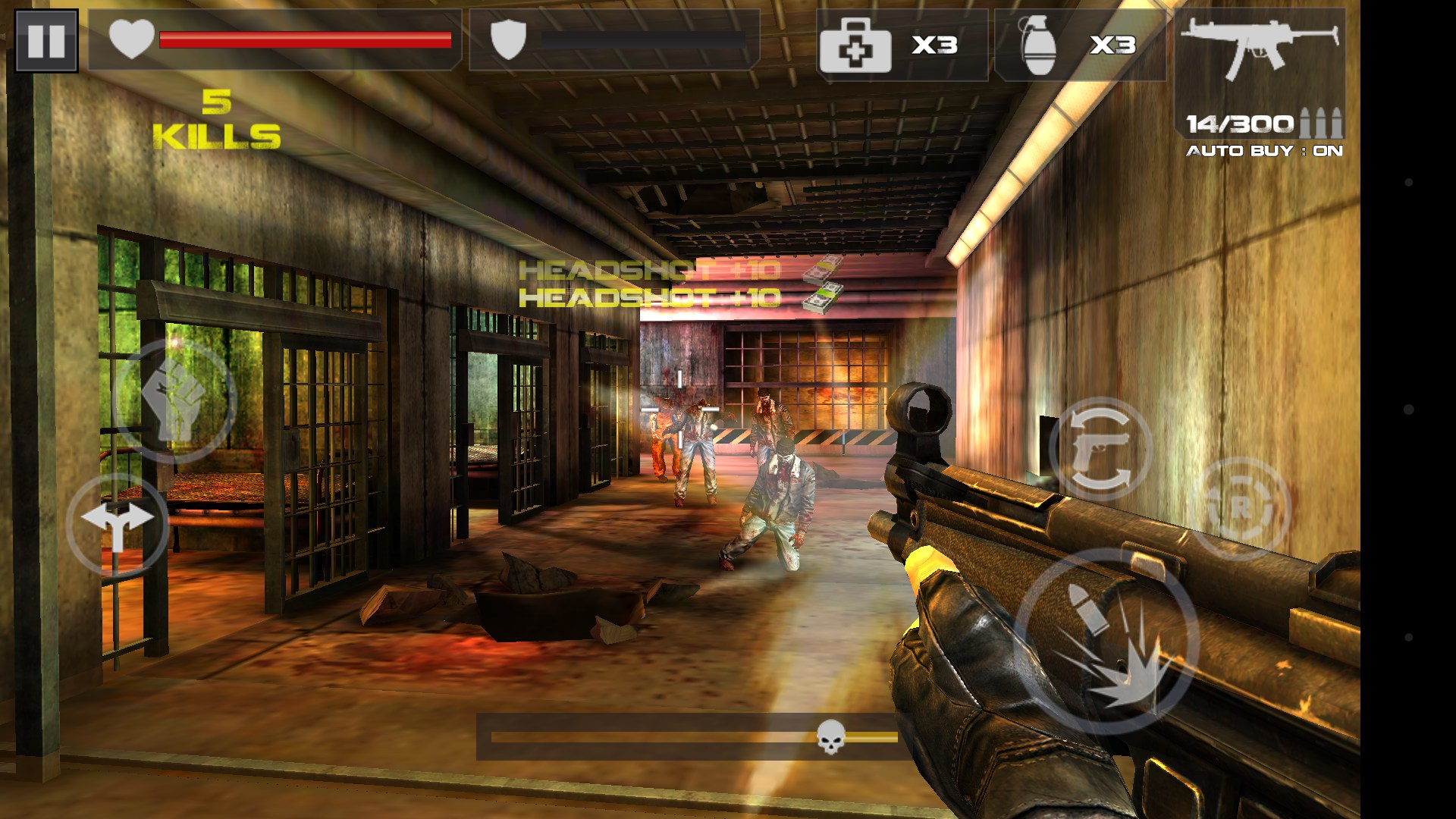 Mad zombies offline zombie games for android download.