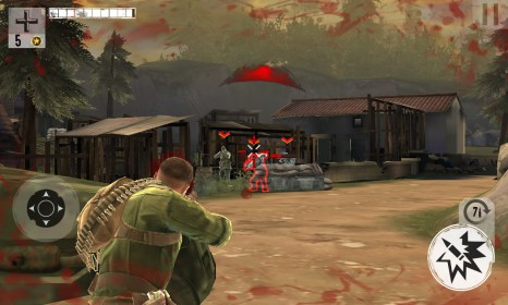 Brothers in Arms 3: Sons of War for Nokia Lumia 635