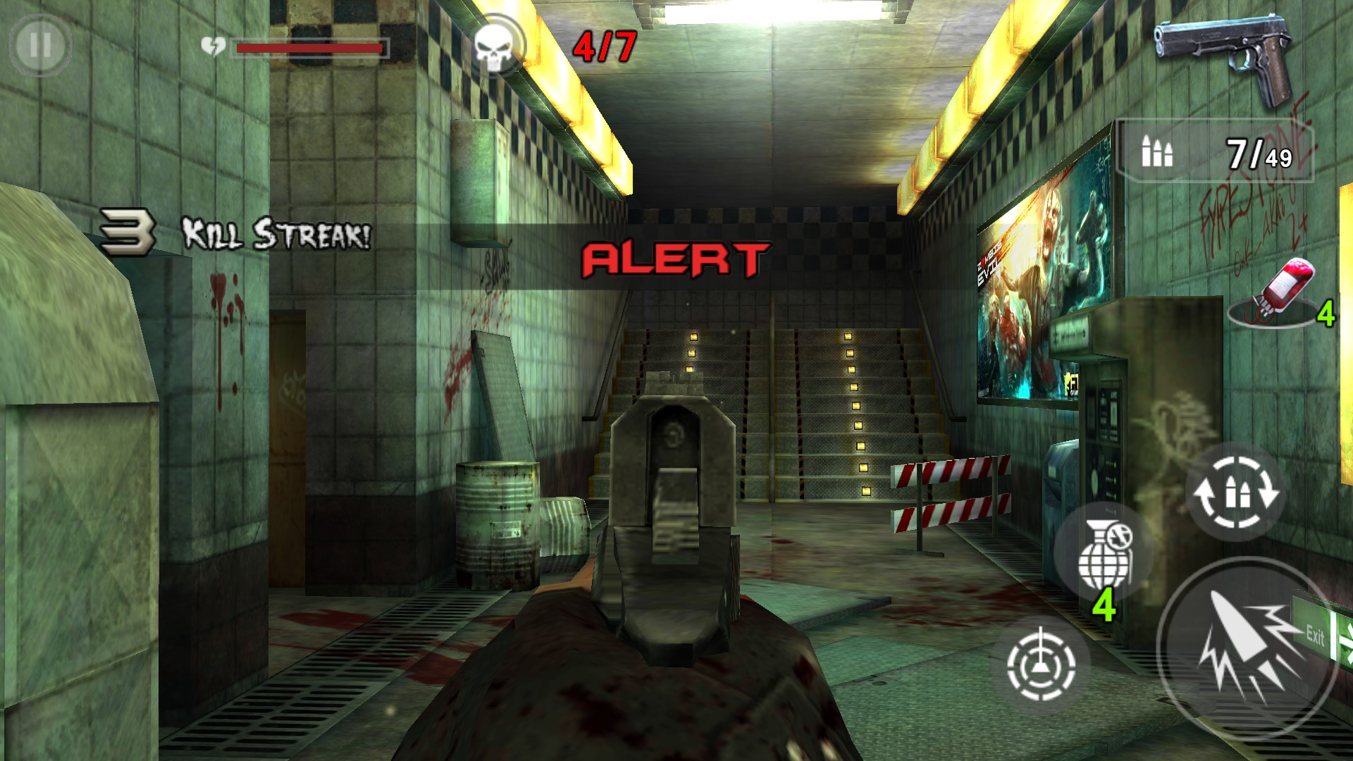 Zombie n. W. O android games free download [shooting] | game android.