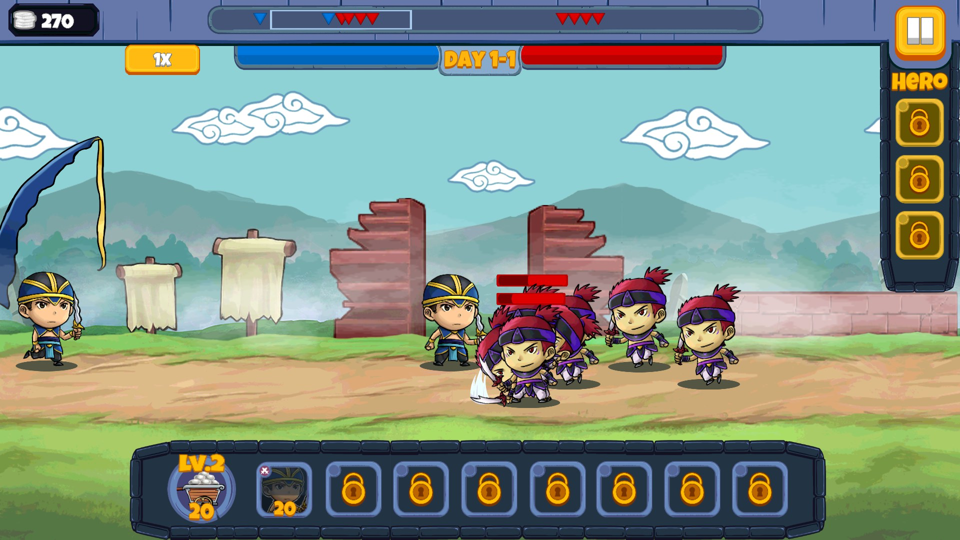 The warriors game download