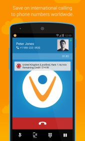 Vonage Mobile® Call Video Text for ASUS MeMO Pad 8