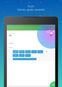 Memrise: Learn a new language for Fly IQ235 Uno
