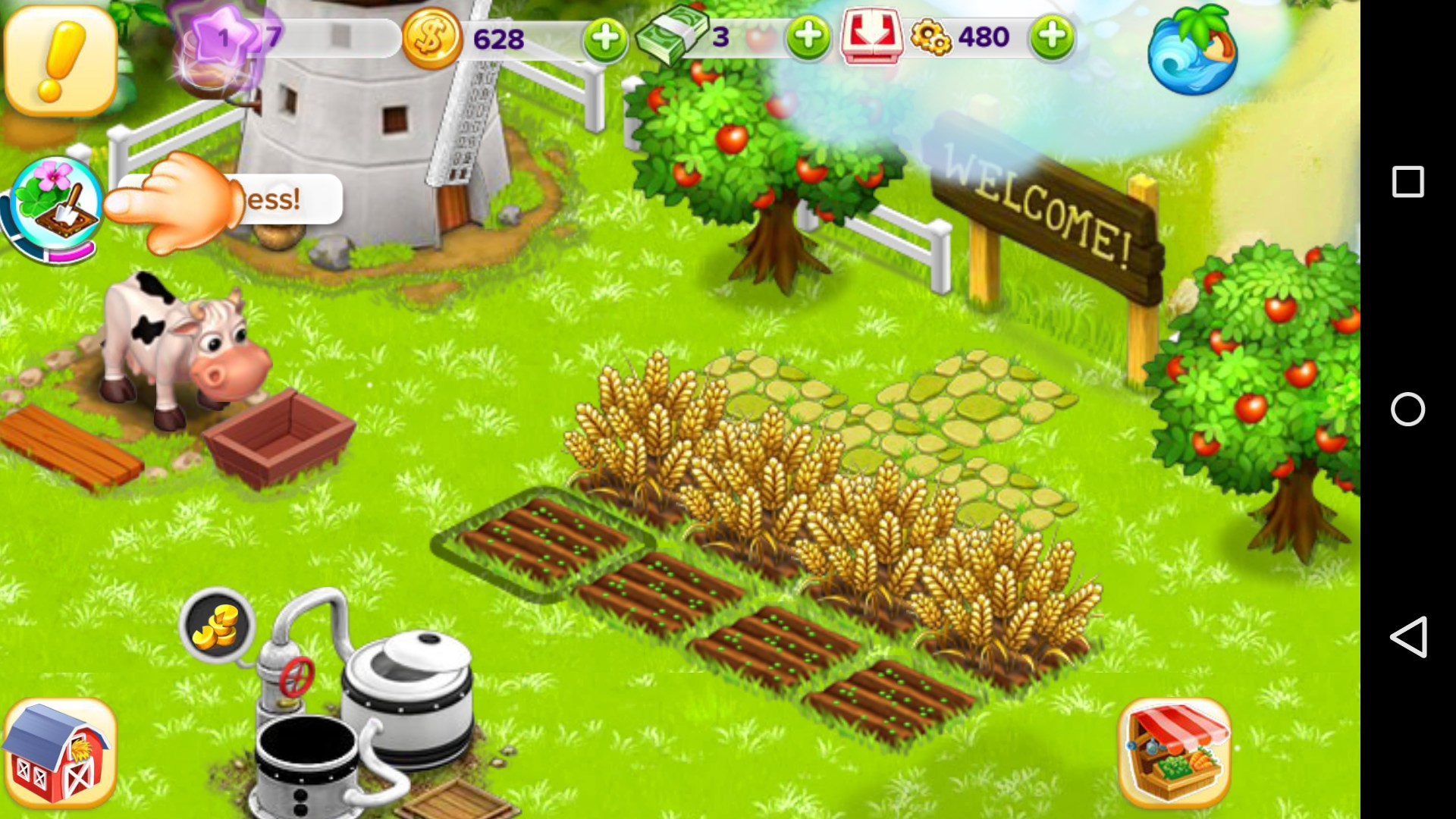 family farm game free download for pc