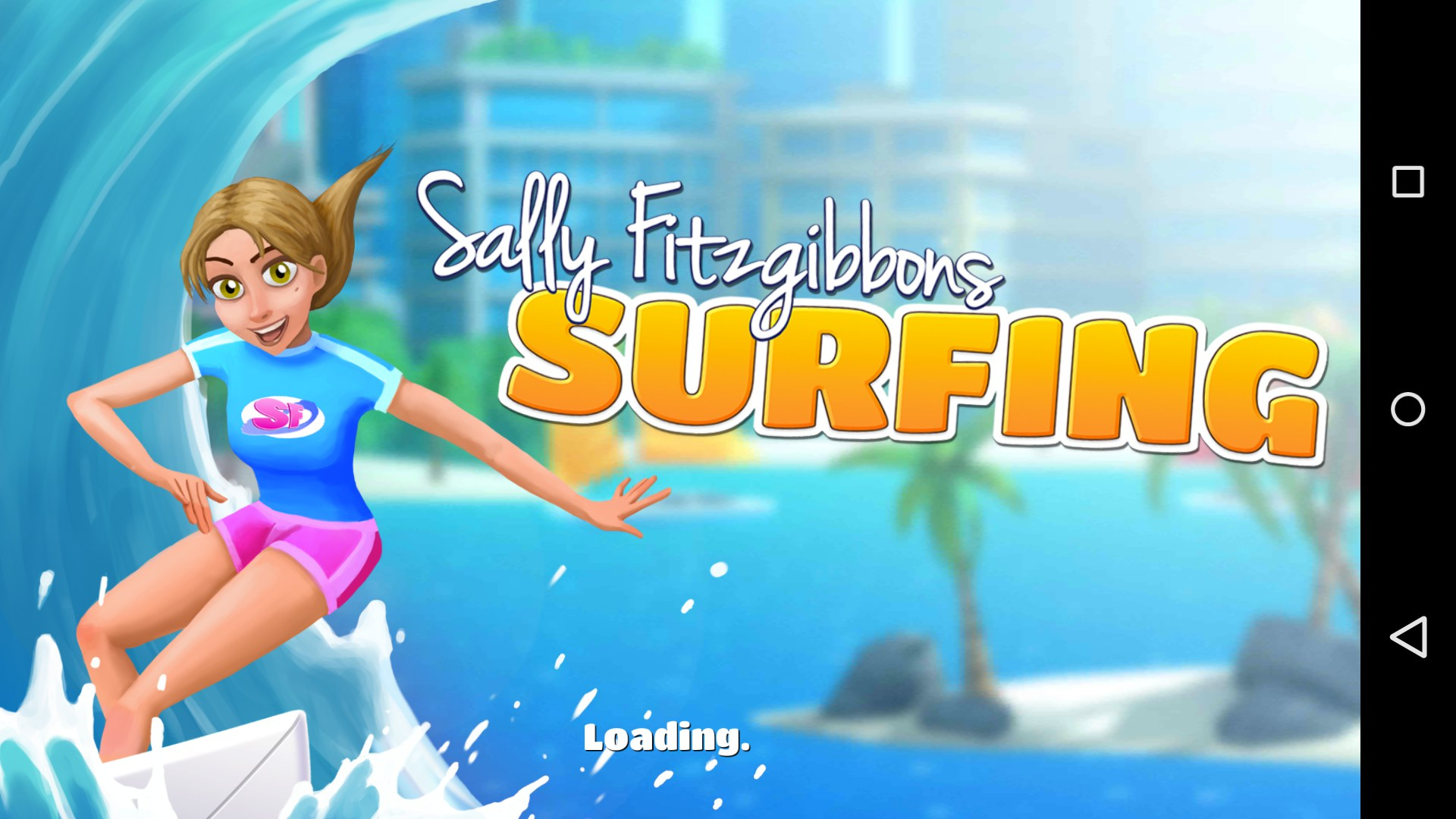 Sally Fitzgibbons Surfing Games For Android 2018 Free