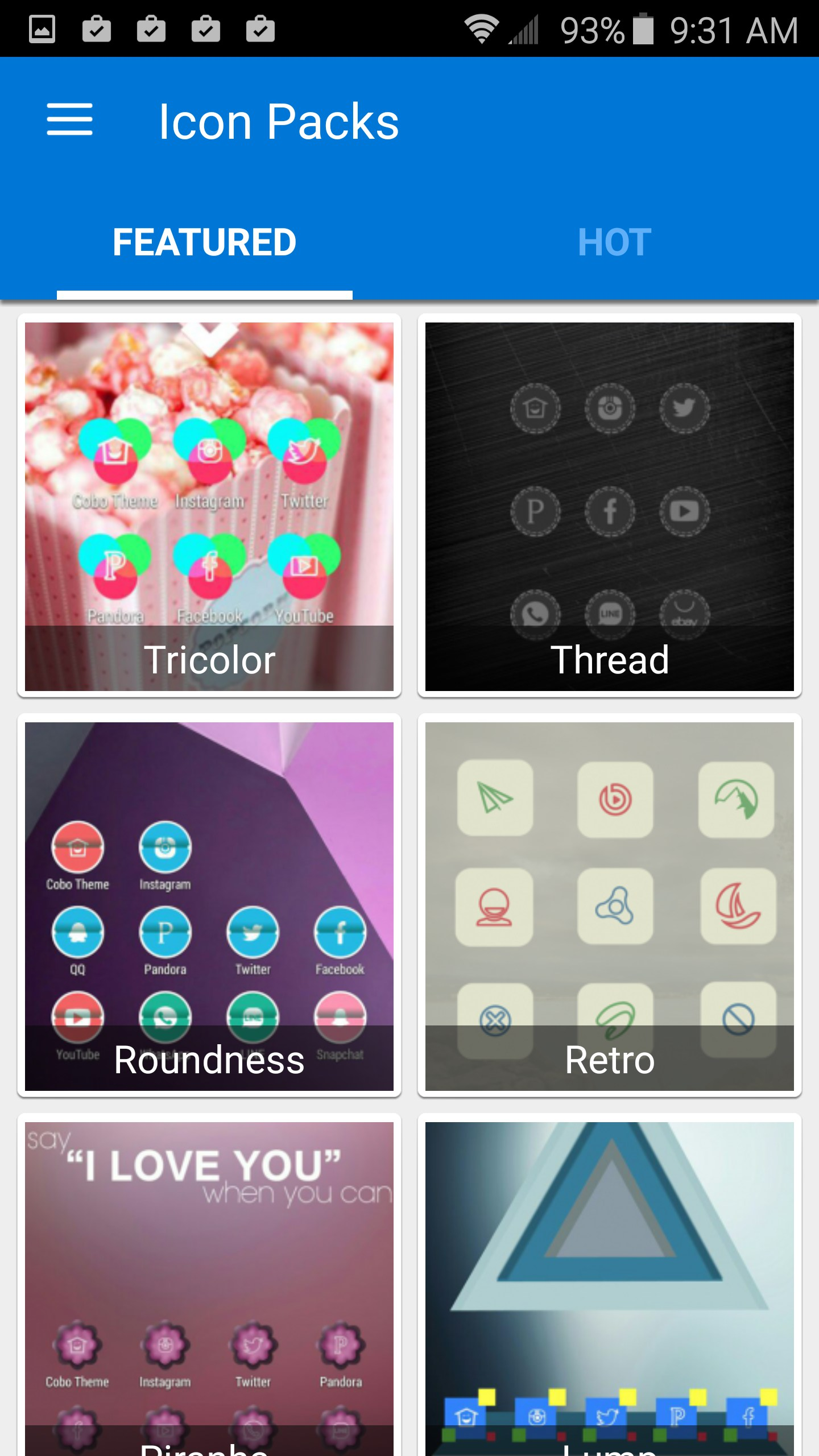 Cobo Launcher Easily DIY Theme – Soft for Android 2018