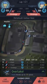 Motorsport Manager Mobile for Samsung GT-S6500 Galaxy Mini 2