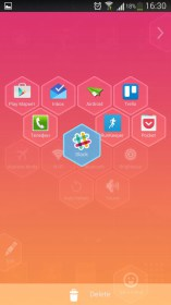 Honeycomb Launcher
