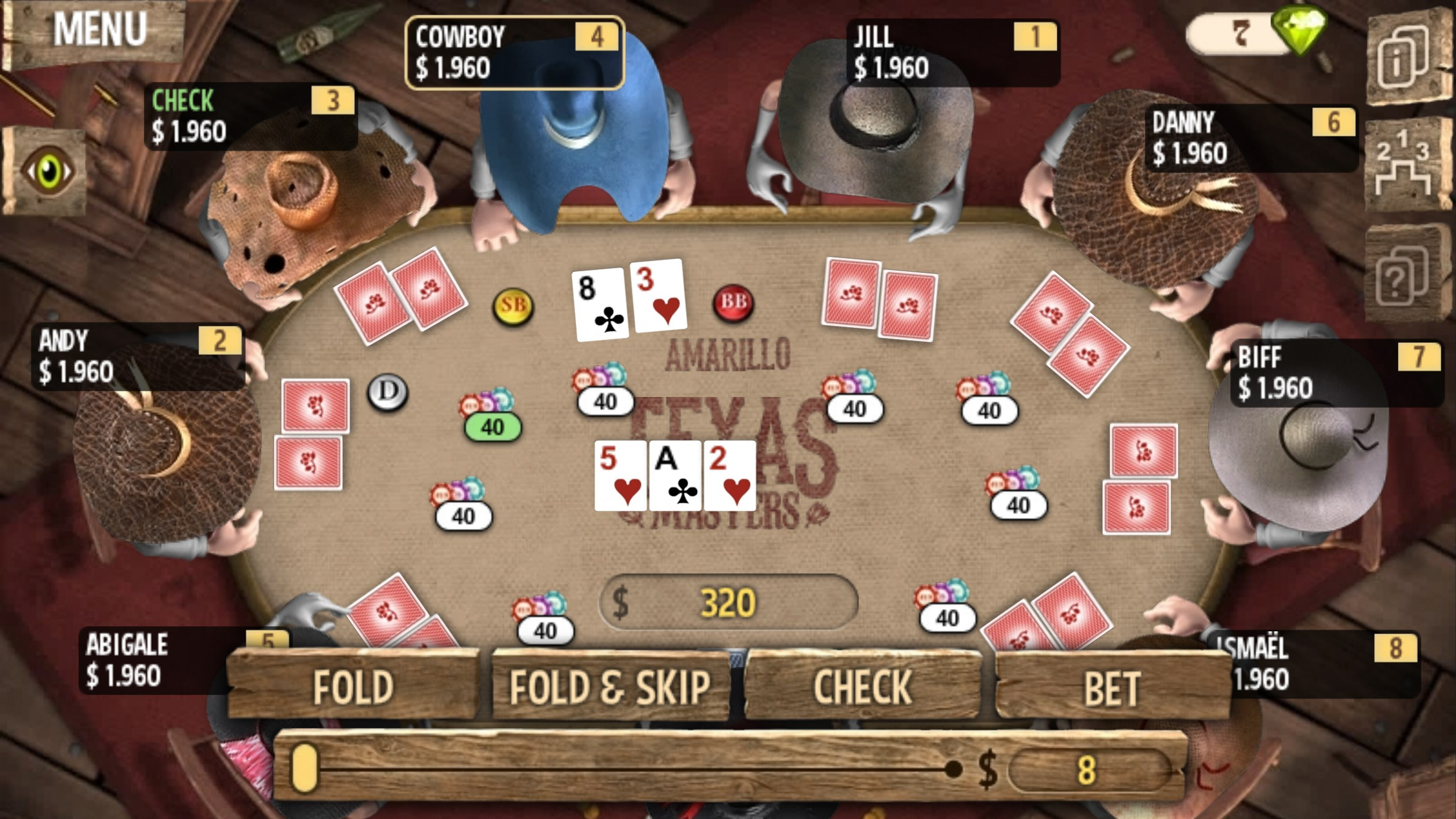 Poker game gratis download