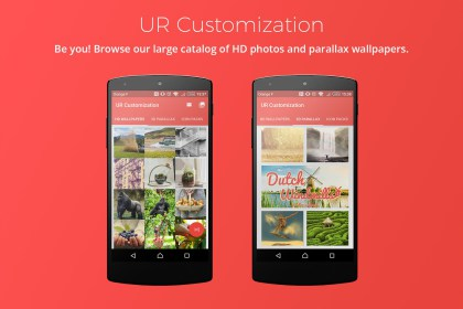 UR Launcher for Prestigio MultiPhone 7600 DUO