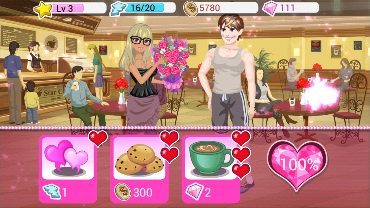 Sim dating game for girl