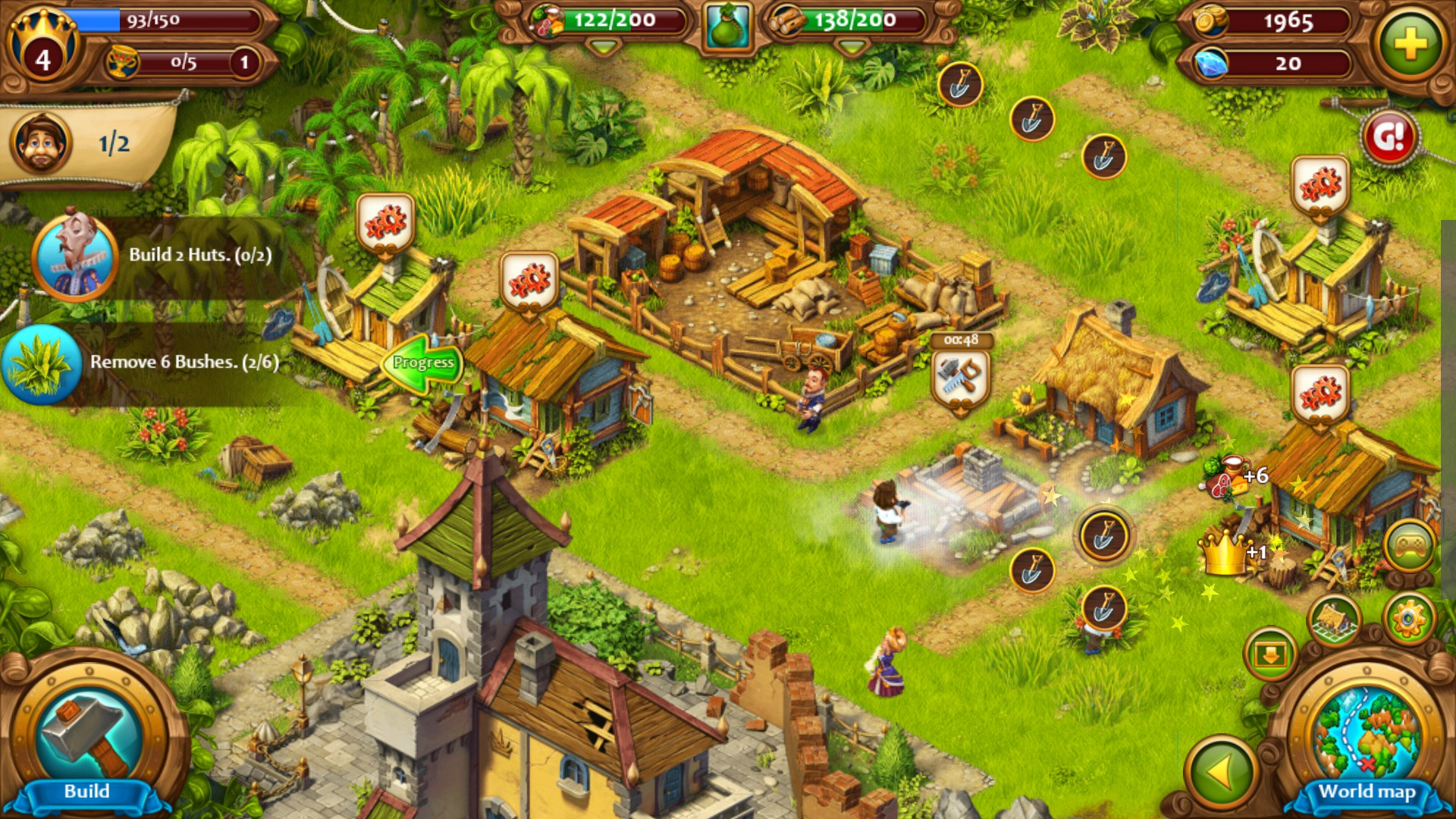 Factory Kingdom Run Your Own Business Game - Free online games at