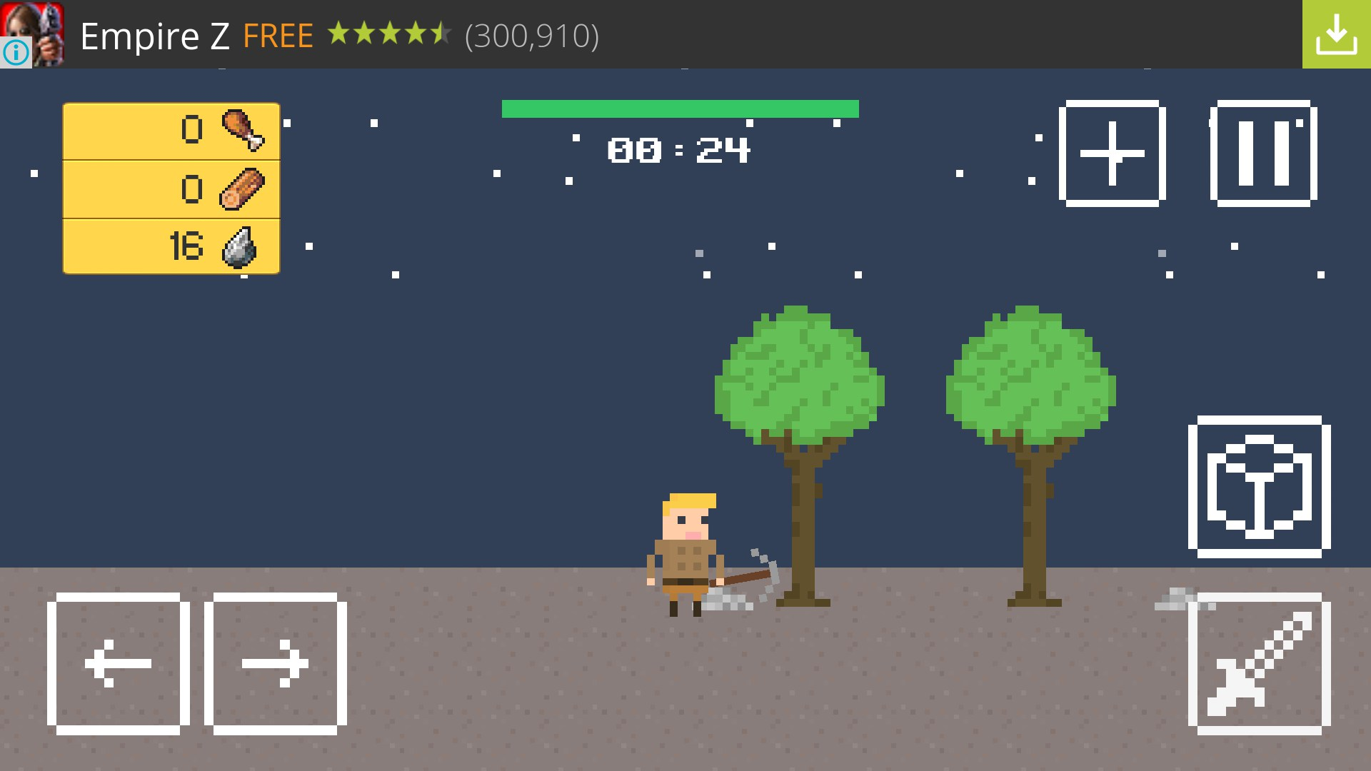Tiny Survivor – Games for Android 2018 – Free download  Tiny