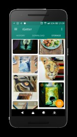 iGetter - Save Instagram video para Sony Xperia U