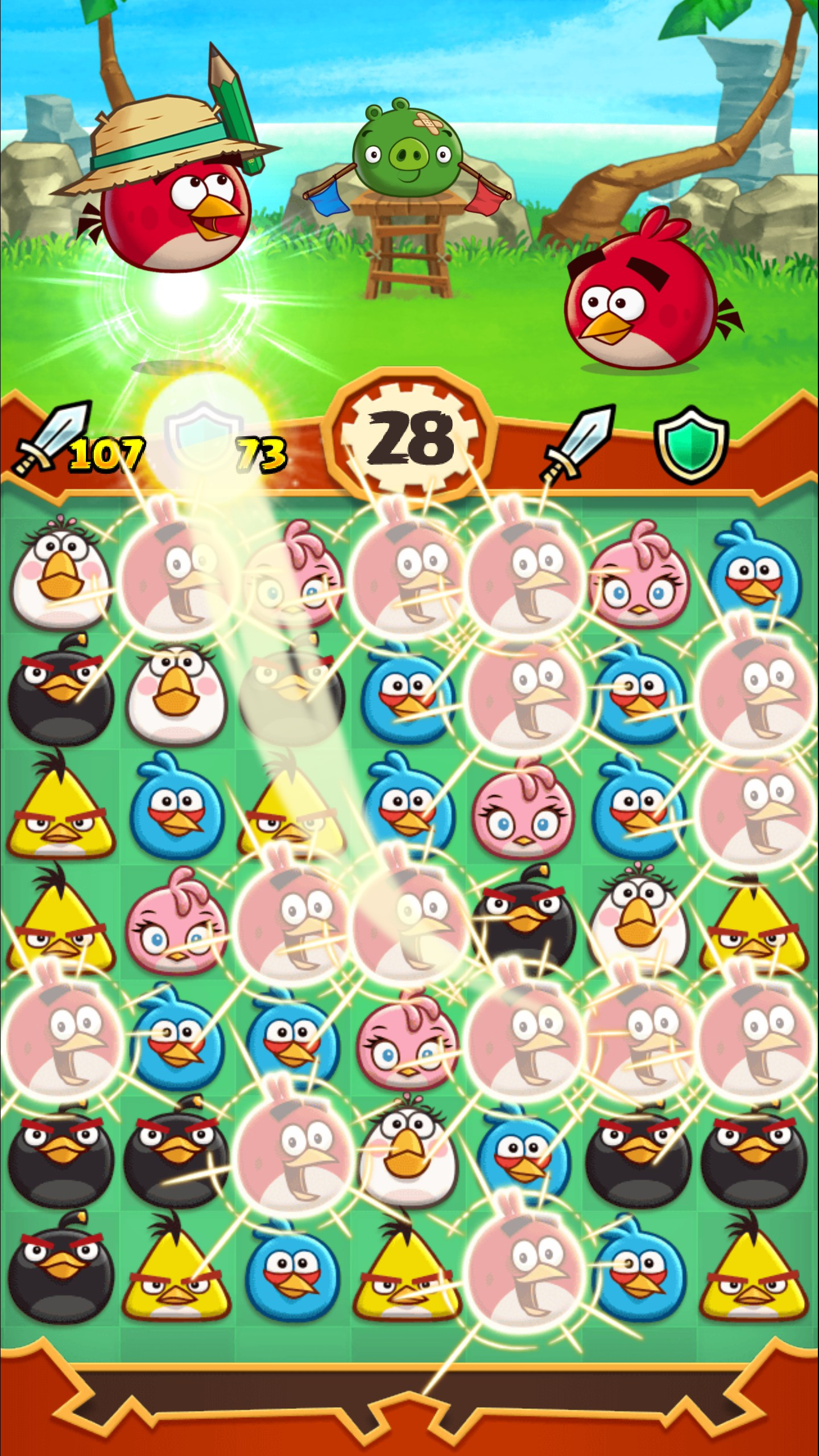 angry birds fight rpg puzzle u2013 games for android u2013 free download