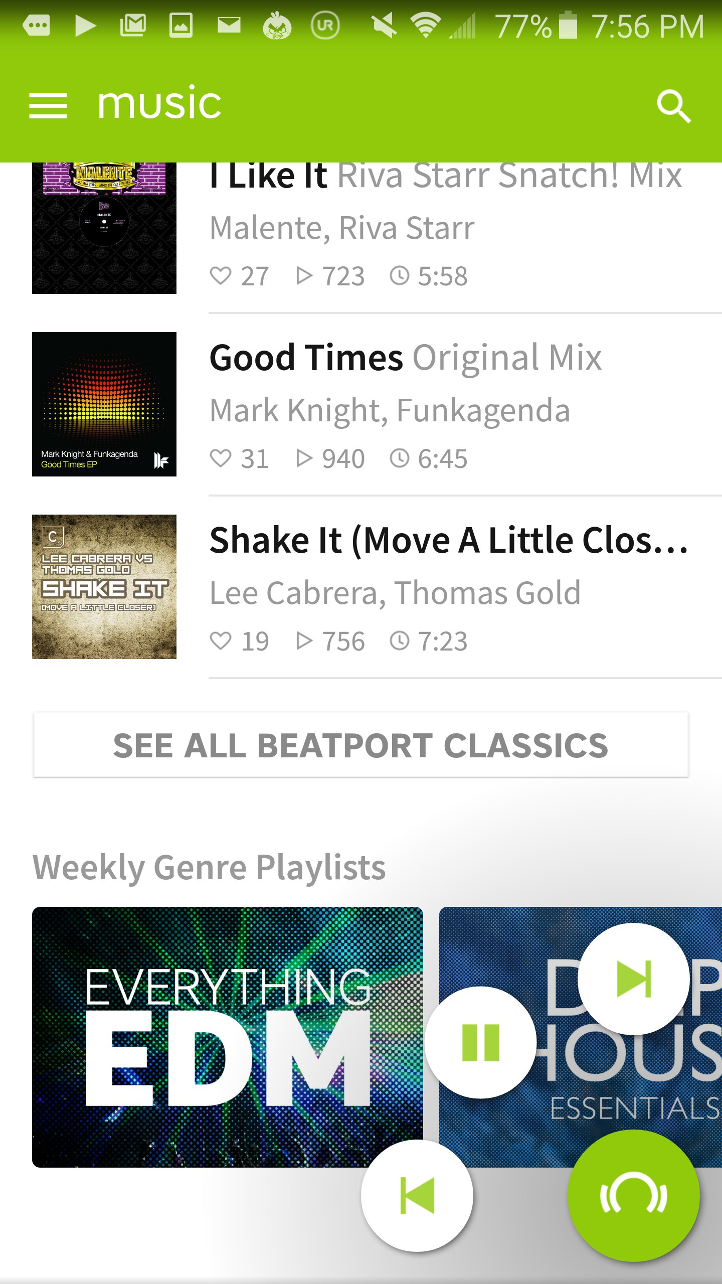 Beatport Downloader - Free downloads and reviews - CNET ...