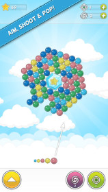 Bubble Cloud - Spinning Bubble Shooter