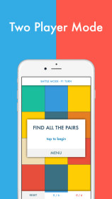 DOUBLES - Use your memory and find the pairs !