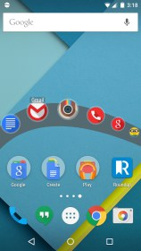 Wave Launcher for Motorola Milestone XT720