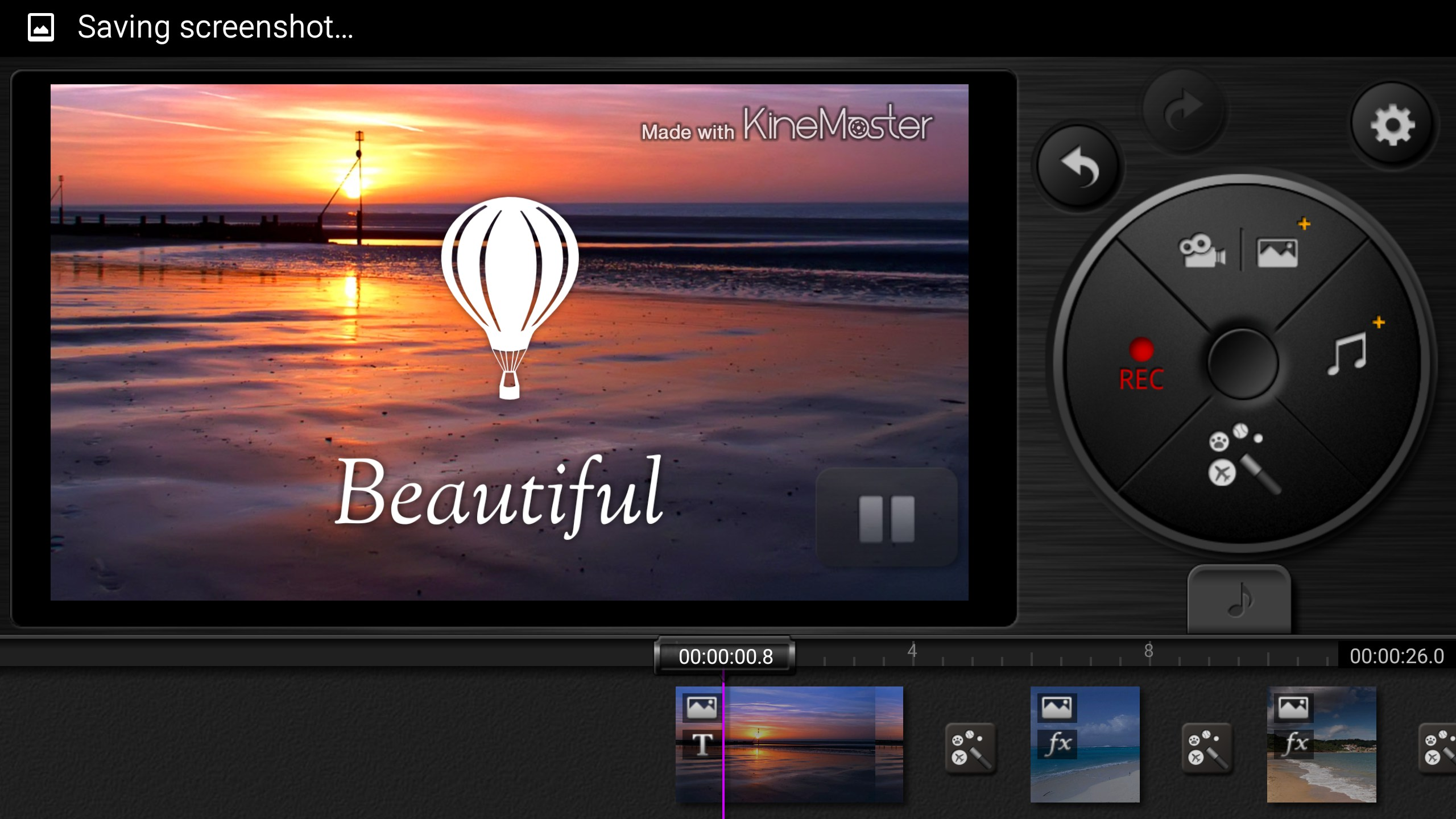 KineMaster – Pro Video Editor – Soft for Android 15 – Free ...
