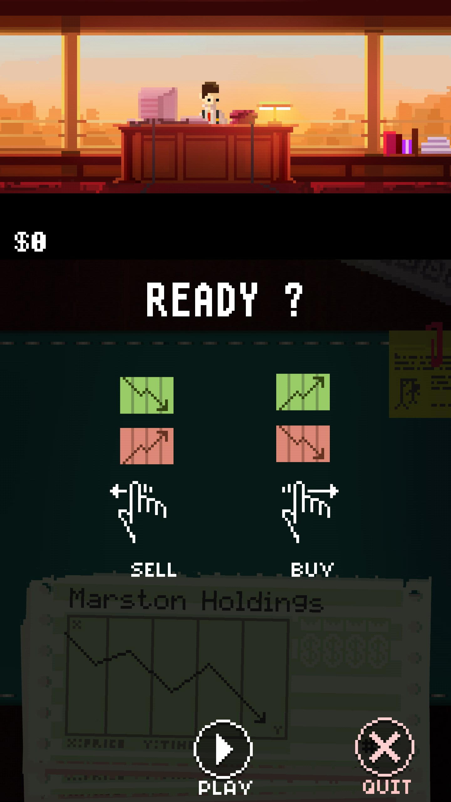 how to buy stocks on marketwatch game