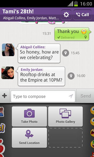 Viber: Free Calls & Messages – Soft for Android 2018 – Free