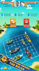 BattleFriends at Sea for Samsung Galaxy Fame