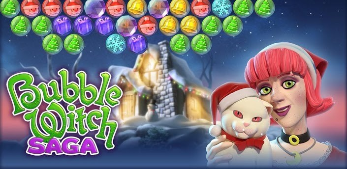 bubble witch saga spielen