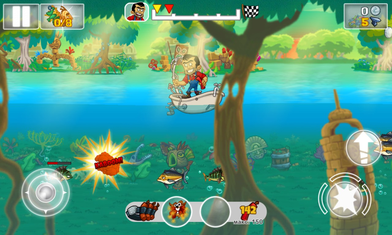 Dynamite fishing world games games for windows phone for Fishing world game