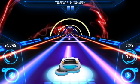 Dodge Space Trace 3D