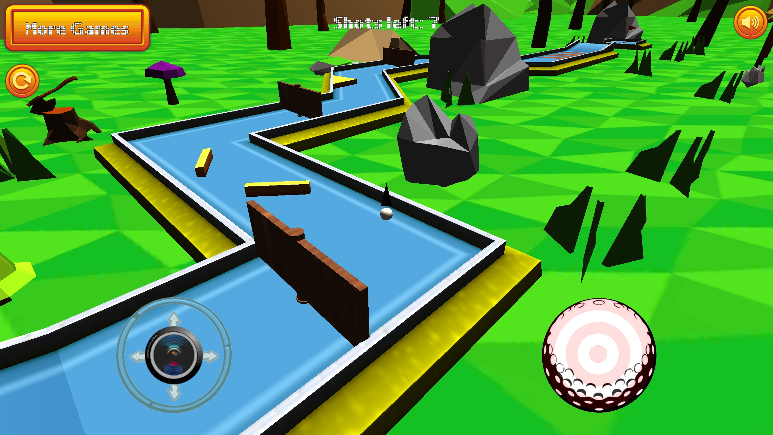 Mini Golf: Retro – Games for Android 2018 – Free download