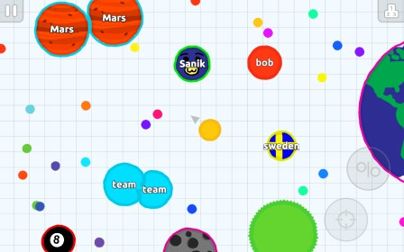 Agar.io for Amazon Kindle Fire HD
