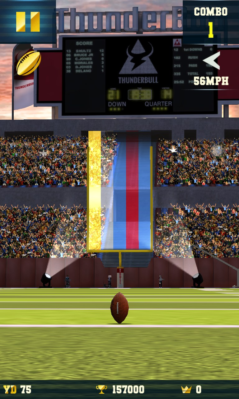 football kicker games