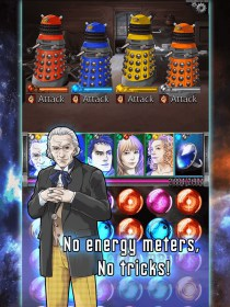Doctor Who: Legacy for Samsung S5670 Galaxy Fit