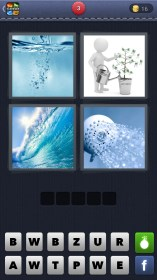 4 Pics 1 Word for LG Vu 3
